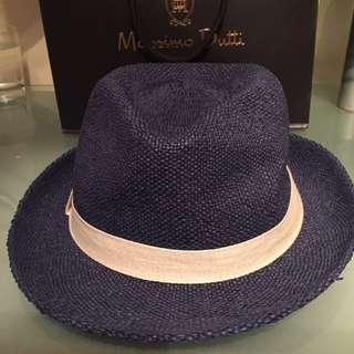 Massimo Dutti Navy Blue Hat