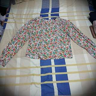 H&M Blouse (Small)