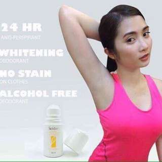 Scion Whitening And Anti-Perspirant Deo