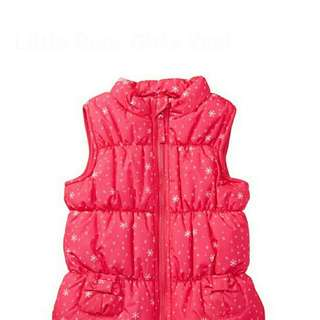 Brand New Toddlers Vest