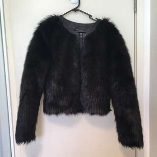 Wool Jacket Size 10