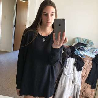 Cute Black Cardigan