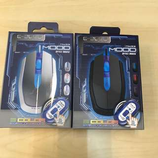 BN Eblue Gaming Mouse - EMS633