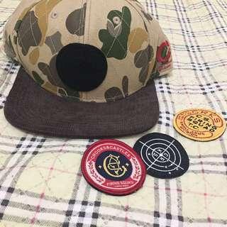 CROOKS CAP