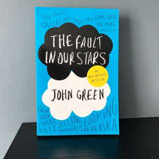 Fault In Our Starts Book