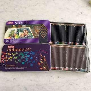 Derwent Colour pencil