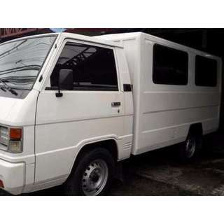 L300 FOR HIRE / FB VAN 17 seater
