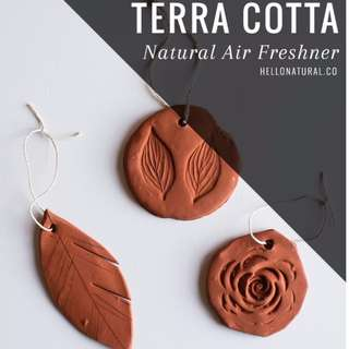 Airdry Terracotta Natural Clay