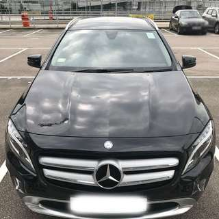 Benz GLA200