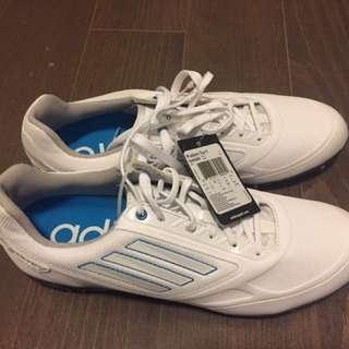 🏌🏻♀️ Adidas Adizero Golf Shoes Women Cleats 9 Whie