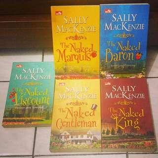 Sally Mackenzie Novel