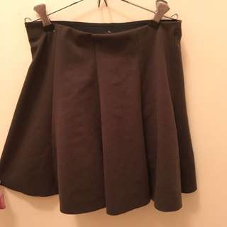 Army Green Brandy Melville Skirt