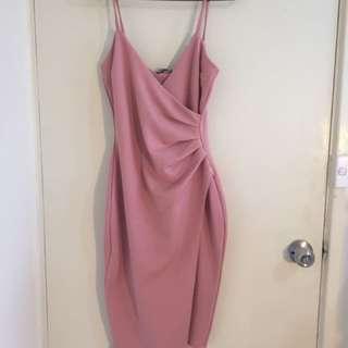 Brand New Baby Pink Dress