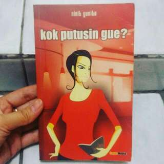 Ninit yunita novel