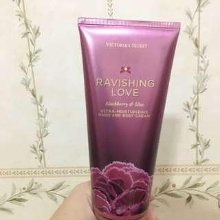 Victoria Secret's Hand & Body Cream
