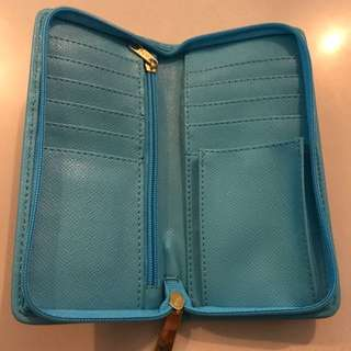 2in 1 wallet and cellphone pouch