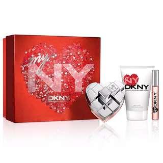 BNIB DKNY Perfume Set