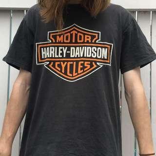 Vintage Harley-Davidson Motorcycles Tee - Size Medium