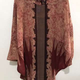 Blouse Panjang Batik