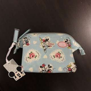 Cath Kidston Mickey Mouse Make Up Bag