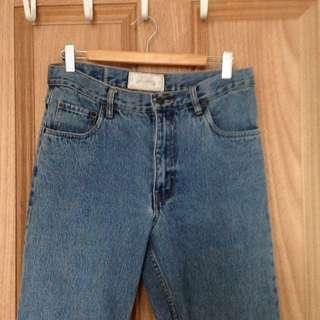 Vintage Blue Jeans Levi Style