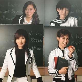 女生宿舍巨型亞加力膠照片