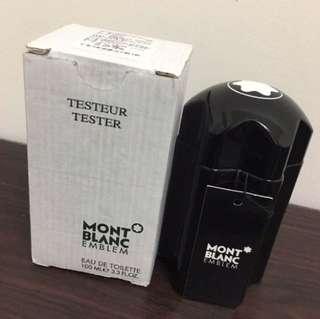 萬寶龍男性淡香水 100ml test包裝