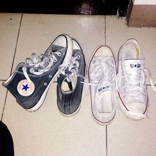 Take Both Converse Classic Authentic