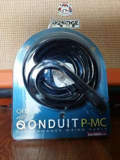 QED QONDUIT P-MC Power Cord