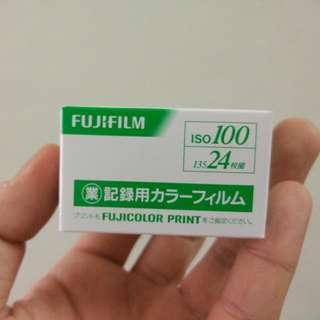 Fujicolor Industrial 100 24exp 2019/12