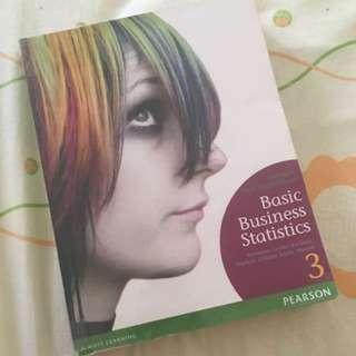 ECON1035 Business Statistics 1