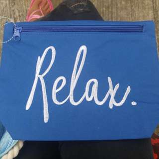 Relax Print Pouch