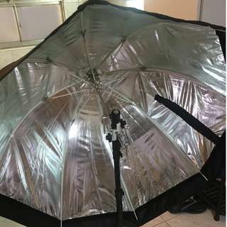 Umbrella / Softbox kit
