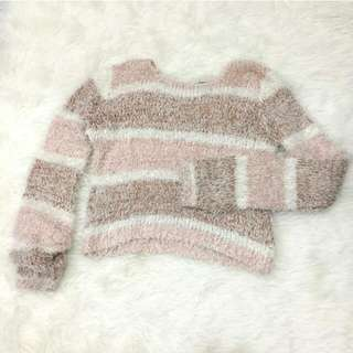 Furr Sweater Import From Bangkok