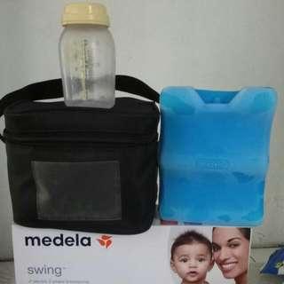 Cooler Bag & Ice Gel Medela