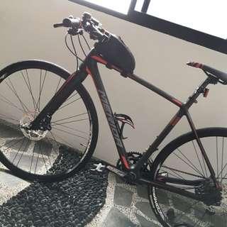 MERIDA Top Hybrid Carbon Bike Speeder 5000 8.4Kg Rarely Use