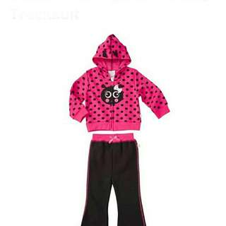 Brand New Girls Tracksuits