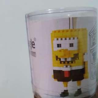 Nano Blocks Spongebob