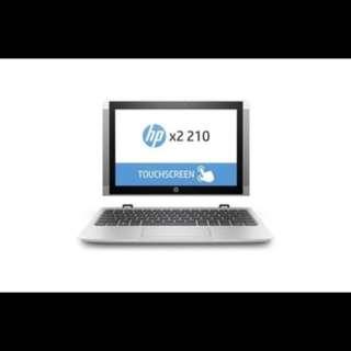 "HP X2 210 G2 2in1 Hybrid Notebook 10.1"""