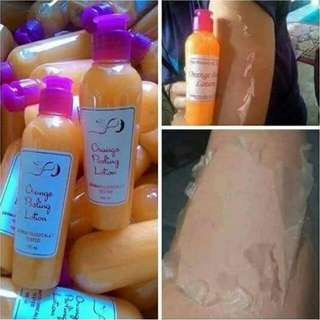 Orange Peeling Lotion