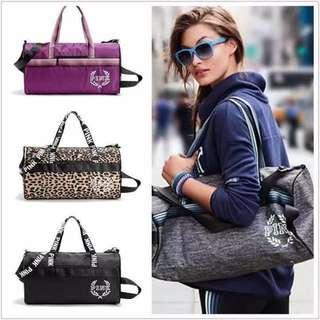 Authentic Victoria's Duffle Bag