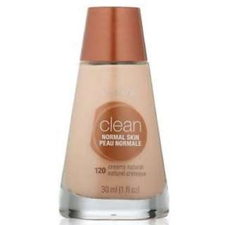 CoverGirl Foundation; 120 - Creamy Natural