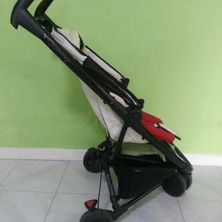 Quinny Pram (Condition Used But Nt Abused)