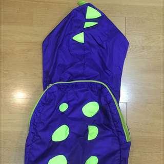 Hooded Backpack Dinosaur