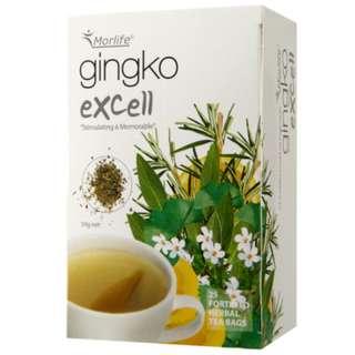 新西蘭Morlife銀杏茶 25包 (原價:$65)