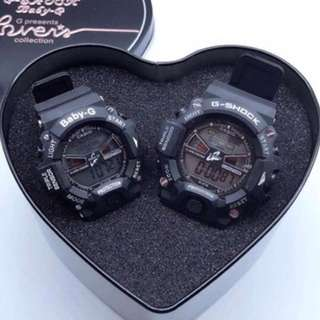 G-SHOCK&BABY-G COUPLE WATCH