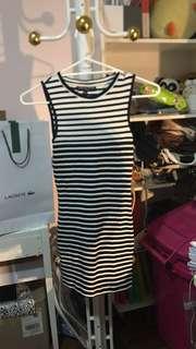 Topshop Tight BodyCon Dress size 8 (Petite)