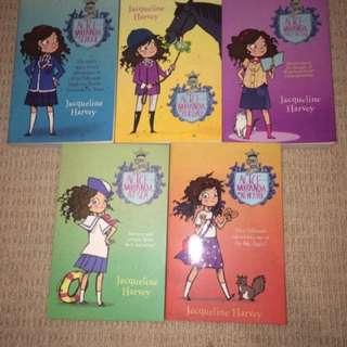 Alice Miranda Book Set