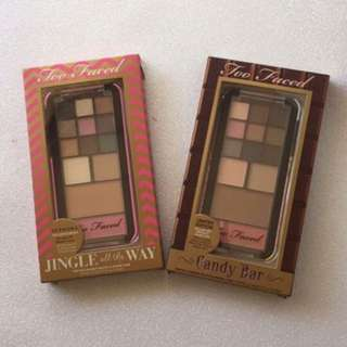 Too Faced iPhone 5 Case & Eye Shadow Palette