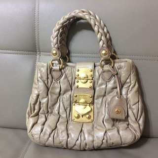 miu miu 3way bag